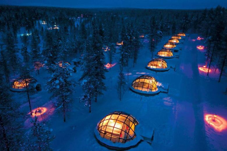 Hotel-Kakslauttanen-Finland