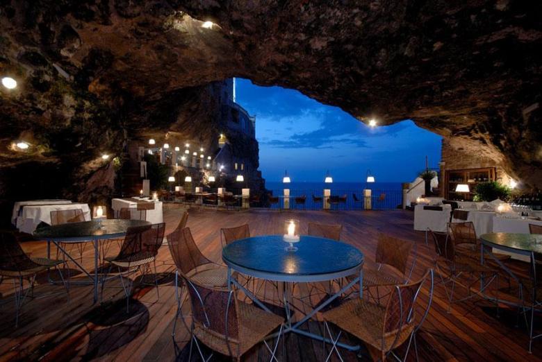 Hotel-Ristorante-Grotta-Palazzese-Polignano-a-Mare-Italy